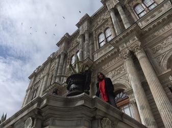 palacio de Dolmebahçe, Estambul