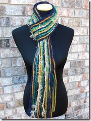 notre dame scarf
