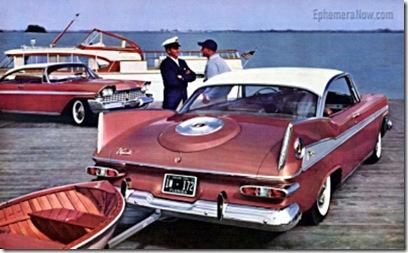 1959 Plymouth Fury