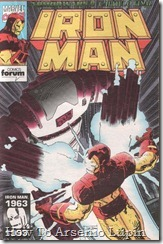 P00143 - El Invencible Iron Man #266