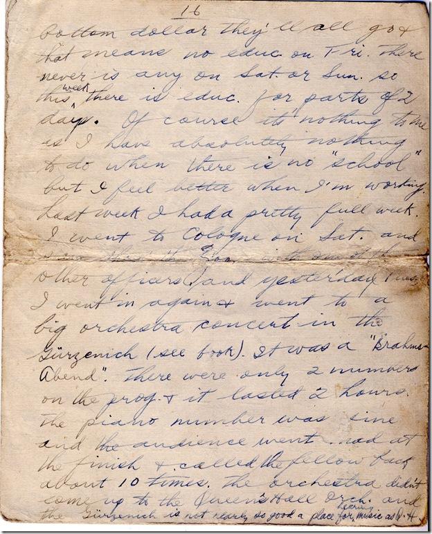 1 June 1919 16