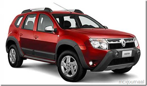 Renault Duster Mexico