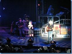 0730 Alberta Calgary Stampede 100th Anniversary - Scotiabank Saddledome - Brad Paisley Virtual Reality Tour Concert - Brad & Kimberly Perry singing Whisky Lullaby