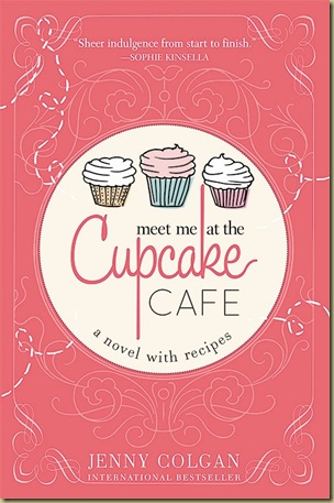 Cupcake Cafe Cover