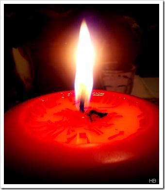 Kerze (c) H. Brune