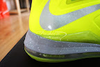 nike lebron 10 gr atomic volt dunkman 5 04 Nike, This is How We Want Our Volts! With Diamond Cut Swoosh.