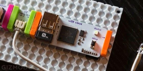 LittleBits Now Lets You Build Your Own DIY Smart Home via Lifehacker