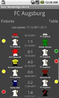 Screenshot of Next Bundesliga Match FREE