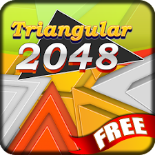 Triangular 2048 - Free