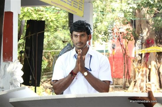 Vishal's Pandiya Nadu Press Meet Video | 4TamilMedia