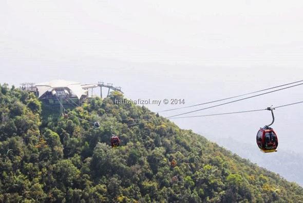 cable car langkawi