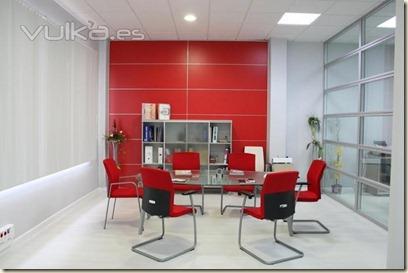decoración de oficinas modernas6