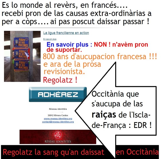 Identitaires de la negacion francesa