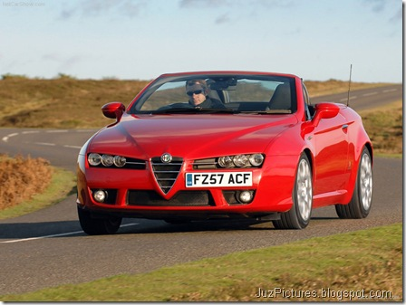 Alfa Romeo Spider UK Version _5