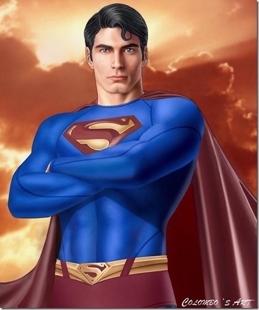 Superman,Jerry Siegel,Joe Shuster,Kal-El,Clark Joseph Kent,Christopher Reeve (45)