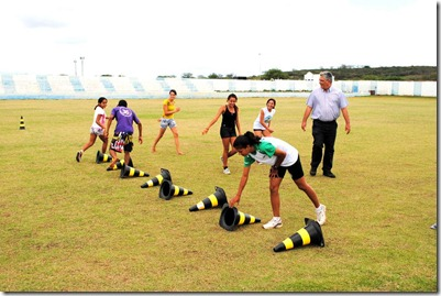 Escolas Municipais de Campo Redondo preparam atletas para fase final dos Jerns 2013 1