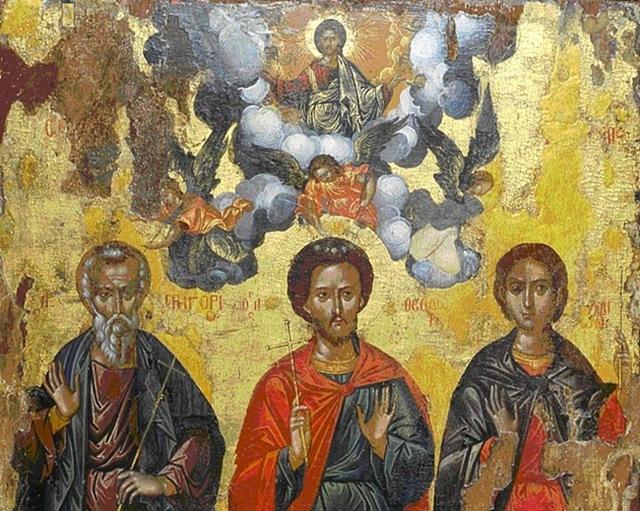 Το πρόγραμμα του εορτασμού των Αγίων Φανέντων στη Σάμη (9,10-6-2012)