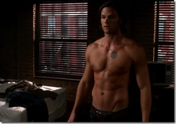 supernatural-jared-shirtless