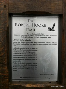 Robert Hooke trail