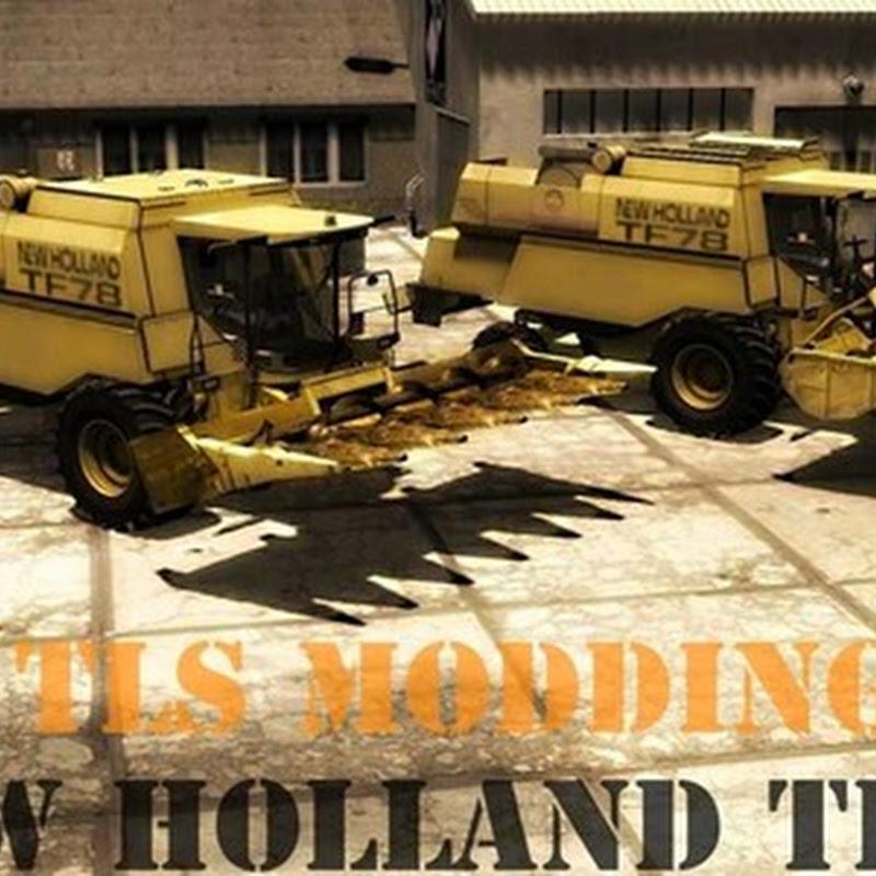 Farming simulator 2013 - New Holland TF 78 v 1.0 MR