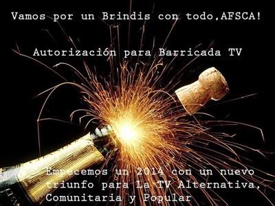 Brindis AFSCA - BTV