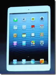 iPad Mini screen
