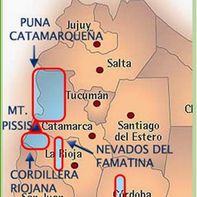 The Puna Argentina is a great similar to Tibet plateau and the Atacama Desert.