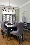 22 - Varnished oak dining table and Ashcott dining chairs wi.jpg