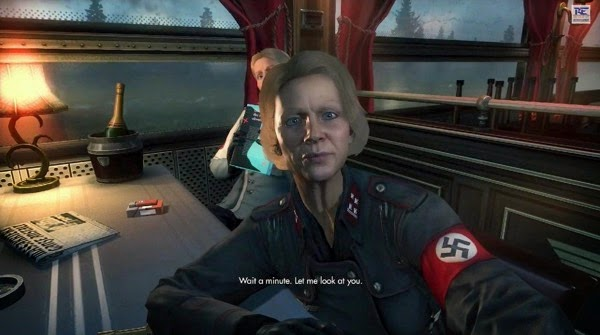 Wolfenstein A new Order Gameplay
