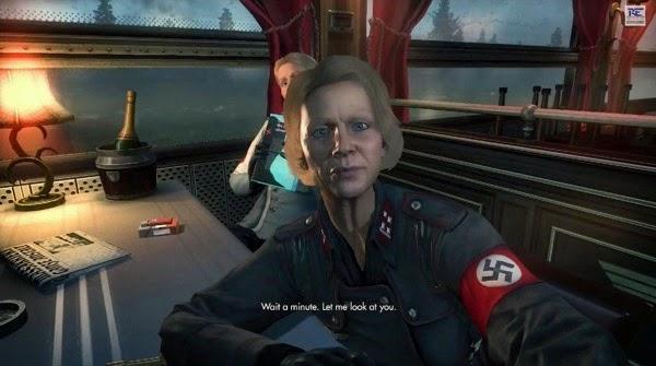 Wolfenstein A new Order Gameplay