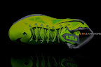 nike lebron 10 gr atomic volt dunkman 2 04 Upcoming Nike LeBron X   Volt Dunkman   New Photos