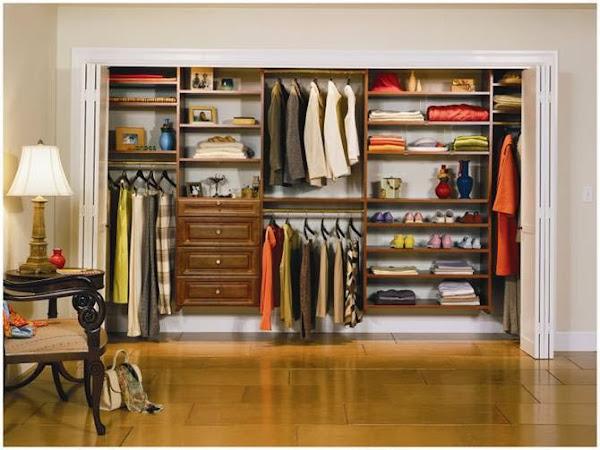 7 Closet Organizing Ideas
