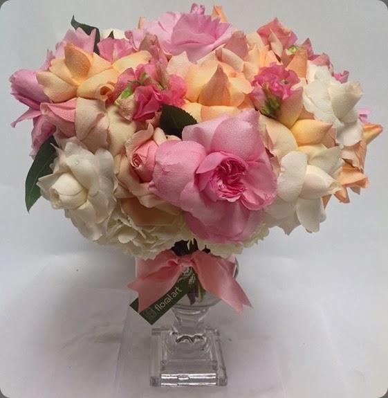reflexed roses floral art la1511008_10152306050996388_505593780_n