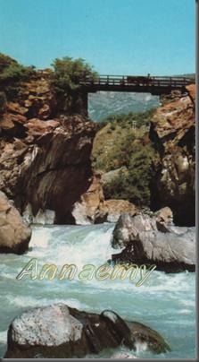 ponte delle capre fiume dora