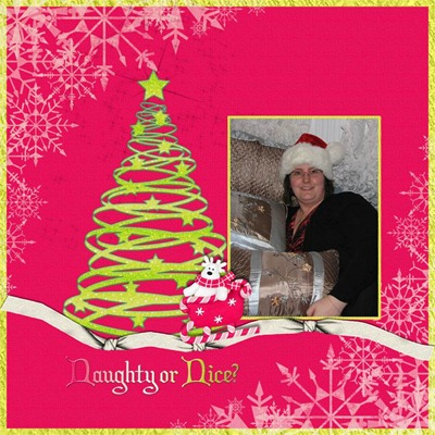 Romajo - Christmas Express - Naughty or Nice