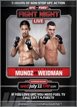 4ffe53abead1a UFC on Fuel TV 4: Munoz vs. Weidman – HDTV