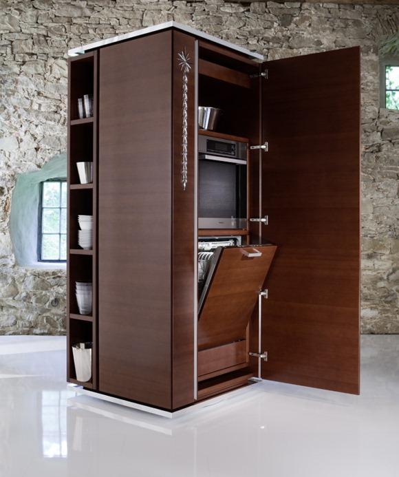 Ideas para ahorrar espacio en casa idecorar - Muebles para ahorrar espacio ...