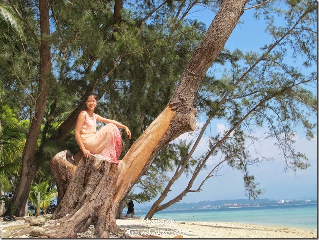 沙巴亞庇馬努干島 Manukan (43)