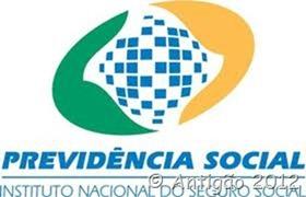 Previdência social - logo