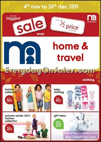 Mothercare-year-end-promo-Sale-Promotion-Warehouse-Malaysia