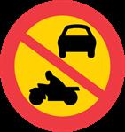 förbud mot trafik