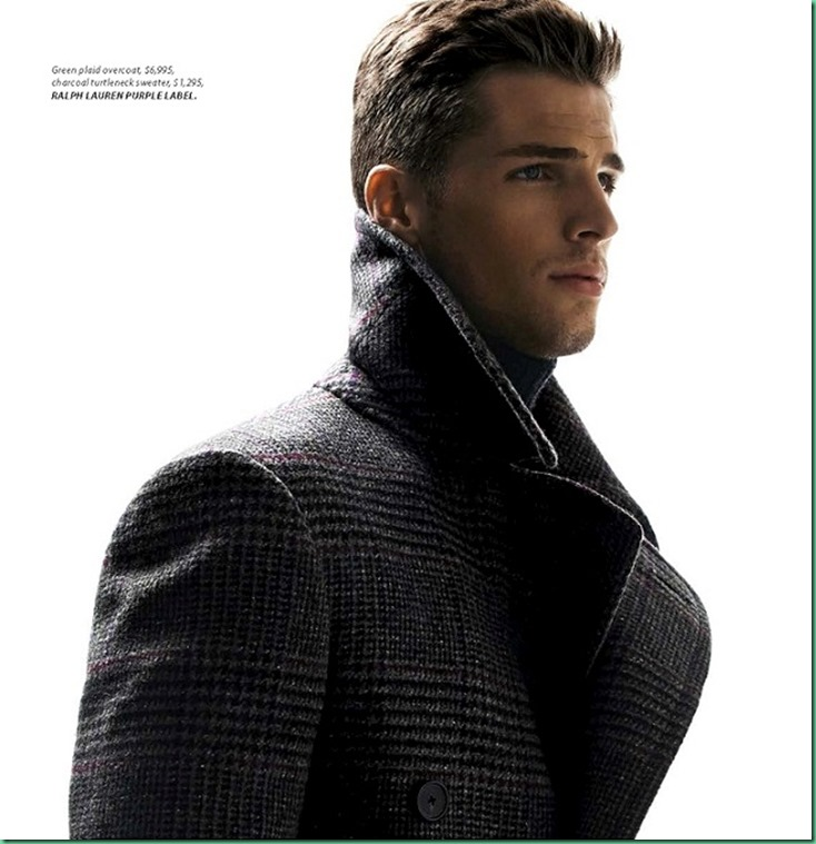 Edward Wilding by Karl Simone for Essential Homme