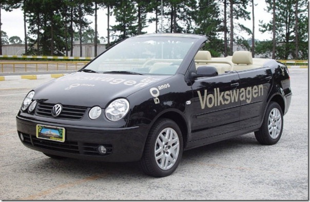 VW POLO CONVERSIVEL C