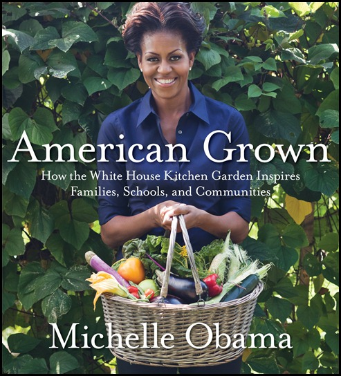 Michelle Obama book jacket