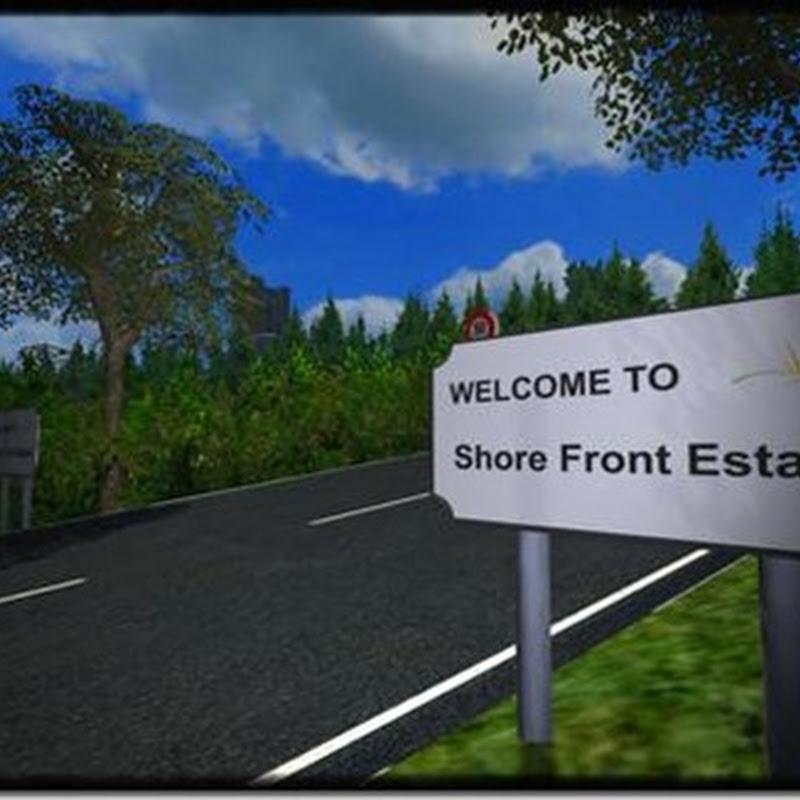 Farming simulator 2011 - Shore Front Estates (Mappa)