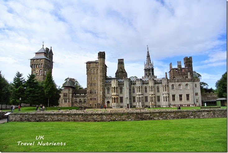 Cardiff Castle 卡地夫城堡  (2)