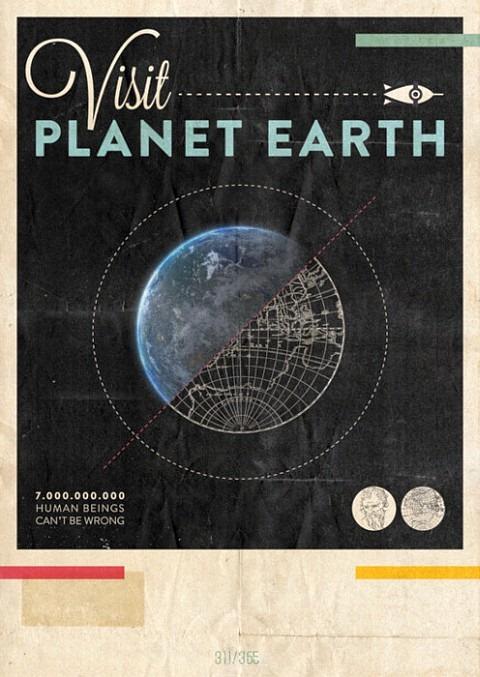 Пометите планету Земля! Не пожалеете! 7 миллиардов человек не могут ошибиться…