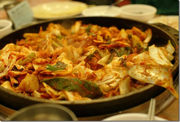 dakgalbi_korean dish