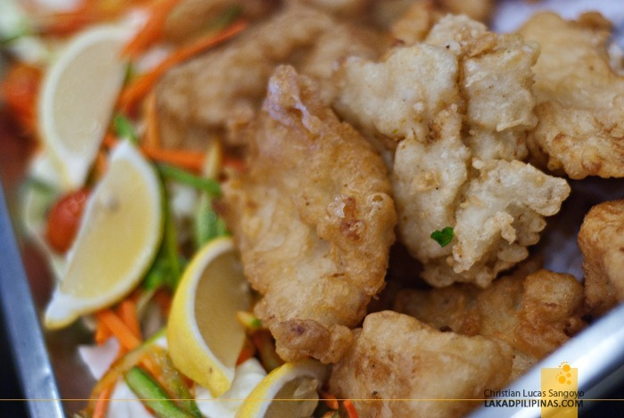 Crispy Fish Fillet at Millie's Restaurant