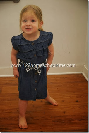 Stylish clothes for toddlers form OshKosh B'gosh